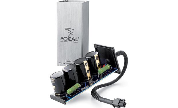 Focal FPS High Cap Interior electronics