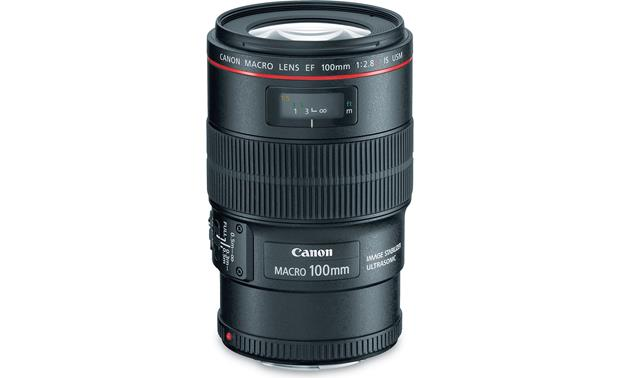 Canon EF 100mm f/2.8L Macro IS USM Front