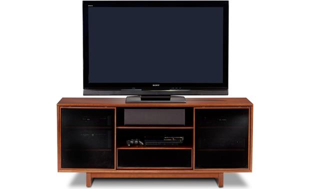 BDI Cirrus 8158 Natural Cherry (TV and components not included)
