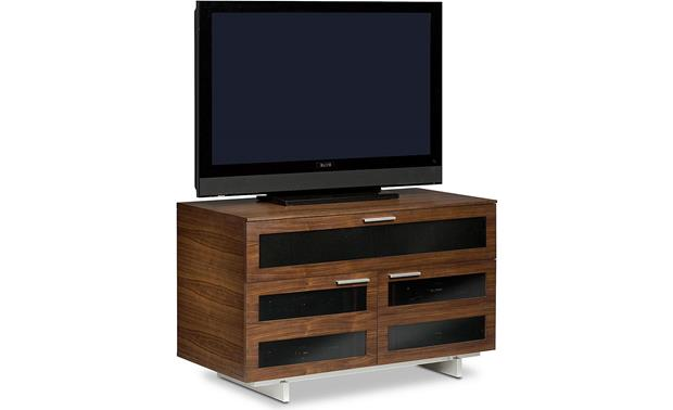 BDI Avion 8928 Series II Chocolate Stained Walnut (TV and components not included)