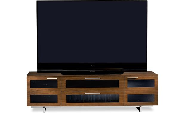 BDI Avion 8929 Series II Chocolate Stained Walnut (TV and components not included)