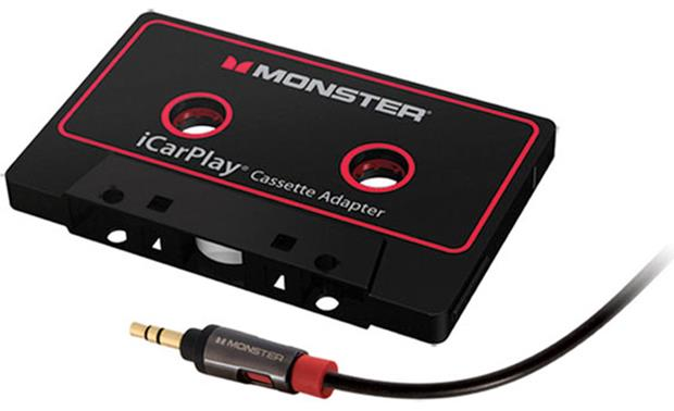 Monster Cable iCarPlay™ Cassette Adapter 800 Front