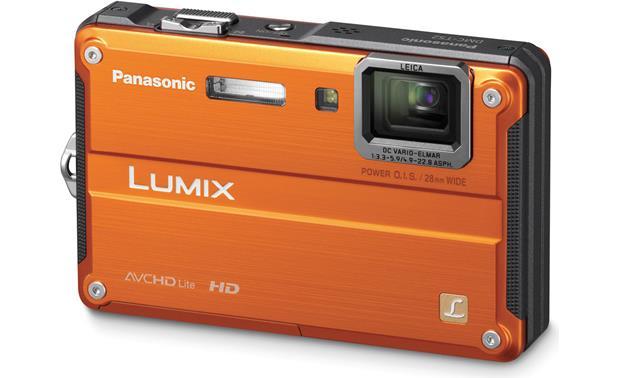 panasonic lumix dmc ts2 orange 14 megapixel waterproof and rh crutchfield com Panasonic Lumix DMC GX7 Newest Panasonic Lumix Camera