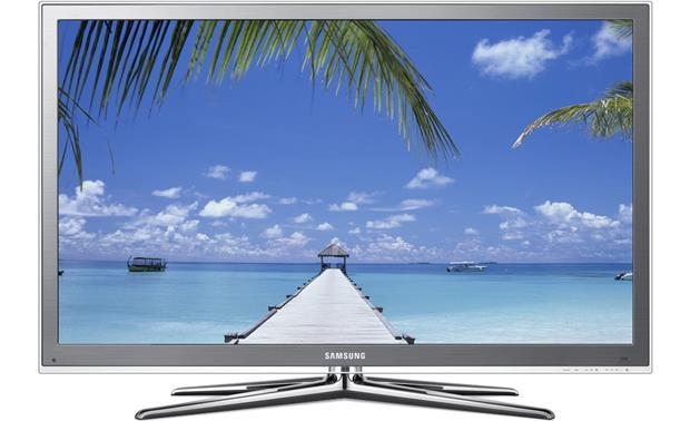 samsung tv 2010. samsung un46c8000 front tv 2010