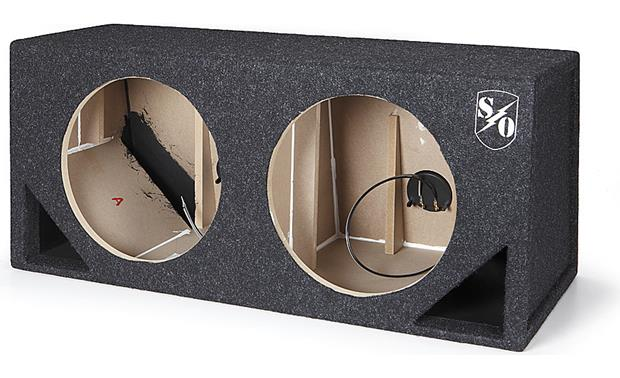 Sound ordnance bass bunker ported dual 12 subwoofer enclosure sound ordnance bass bunker front thecheapjerseys Choice Image
