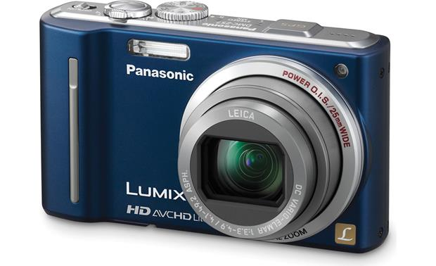 panasonic lumix dmc zs7 blue 12 1 megapixel digital camera with rh crutchfield com panasonic dmc zs7 manual pdf panasonic dmc-sz7 manual