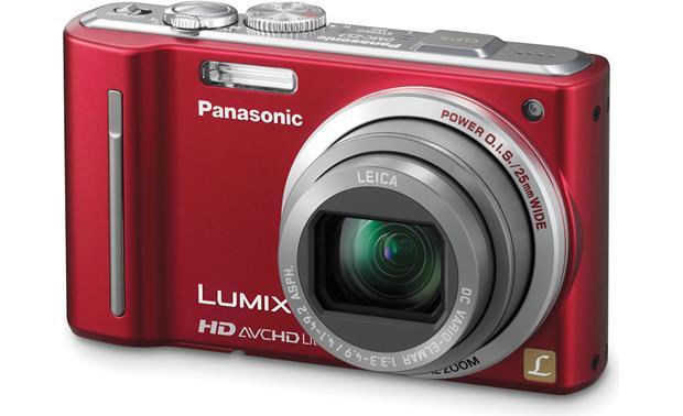panasonic lumix dmc zs7 red 12 1 megapixel digital camera with rh crutchfield com panasonic lumix dmc-sz7 manual pdf panasonic dmc-zs7 manual