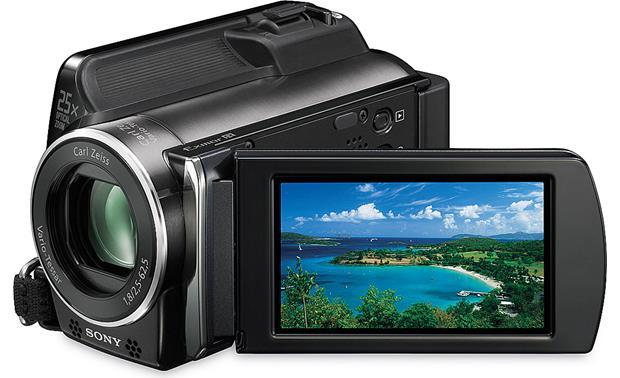 sony handycam hdr xr150 120gb high definition hard drive camcorder rh crutchfield com sony handycam hdr-xr150 manual sony handycam hdr-xr150 software download