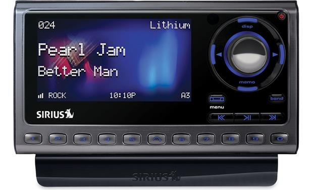 sirius sportster 5 dock play satellite radio at crutchfield com rh crutchfield com sirius sp4 manual Sirius Car Radio