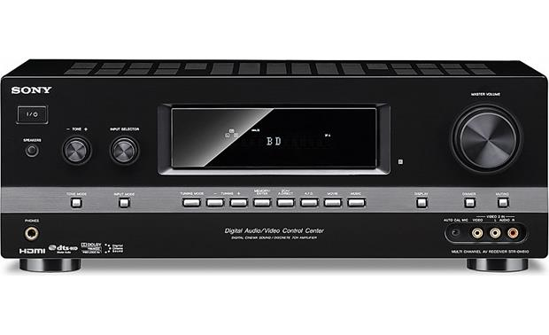 sony str dh810 home theater receiver at crutchfield com rh crutchfield com sony str-dh810 manual pdf sony av receiver str dh810 manual