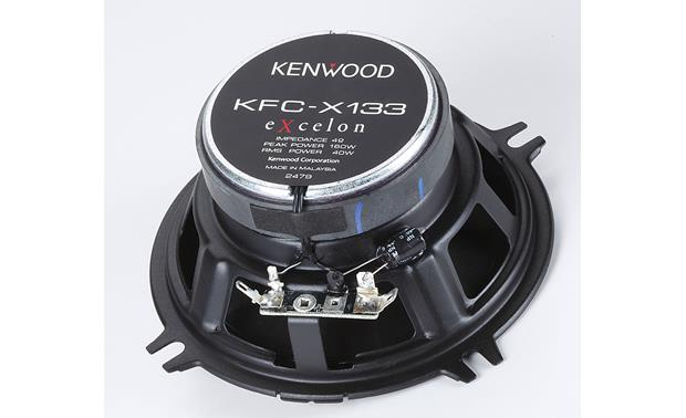 Kenwood Excelon KFC-X133 Back