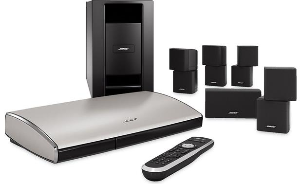 Bose® Lifestyle® T20 home theater system Front