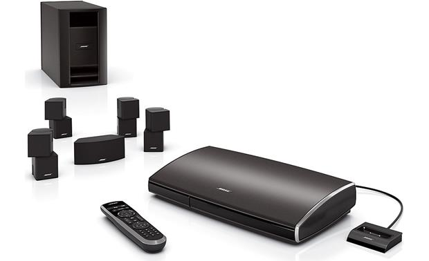 Bose® Lifestyle® V35 home entertainment system Front
