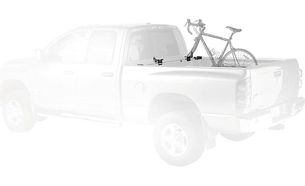 Thule 822XT Bed-Rider™ Bike Rack Front