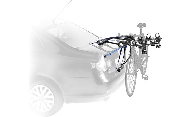 Thule 911XT Passage™ 3-Bike Strap Rack Front