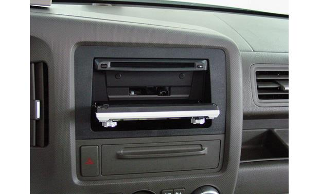 Honda Ridgeline In-dash Receiver Kit Other