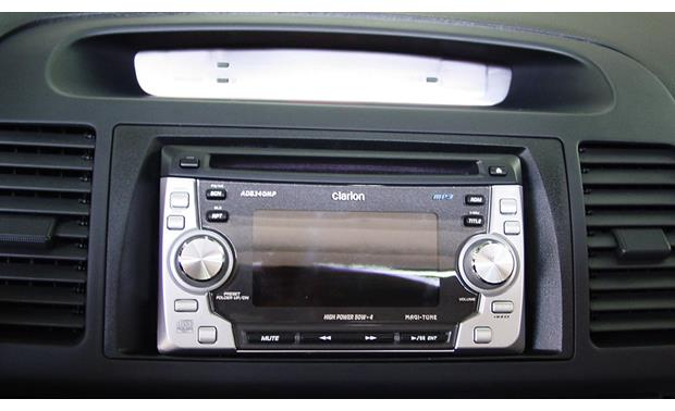 Toyota Camry In Dash Receiver Kit Installed