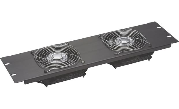 sanus cafp2 dual cooling fan kit for component racks at crutchfield com rh crutchfield com User Manual User Training