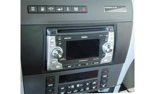 Metra 99-2021 Dash Kit Kit installed