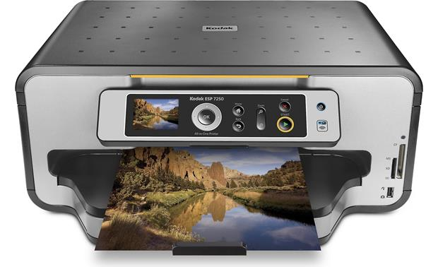 Kodak ESP 7250 Wireless networking multi-function printer/scanner