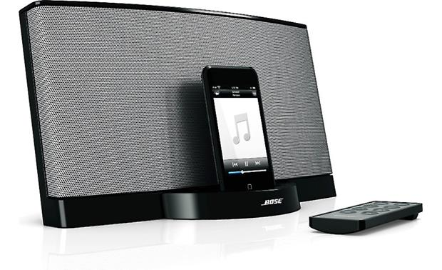Bose® SoundDock® Series II digital music system Black (iPhone not included)