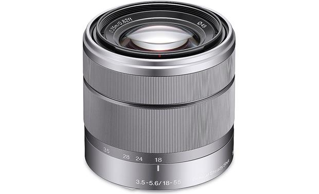 Sony SEL1855 18-55mm f/3.5-5.6 OSS Front