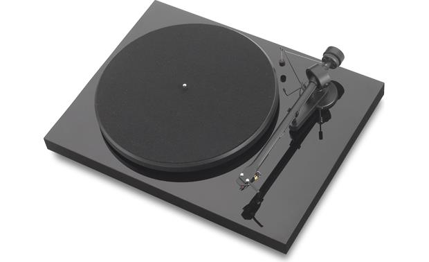 Pro-Ject Debut III Gloss black (dust cover not pictured)