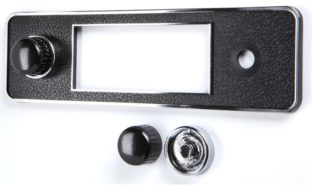 Retrosound 502-36-76 Faceplate and Knob Kit Front