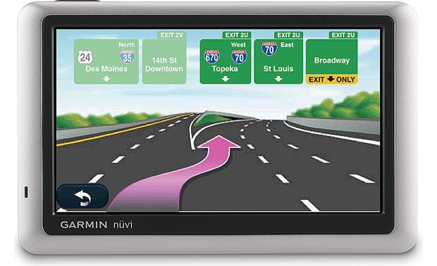 garmin n vi 1450 portable navigator with 5 display at. Black Bedroom Furniture Sets. Home Design Ideas