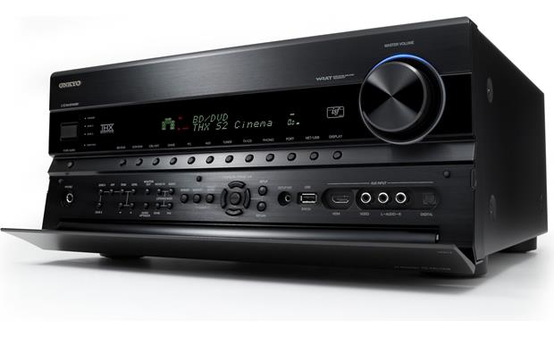 Receivers   A/V Receiver   AVR   TX-NR1008   Onkyo USA