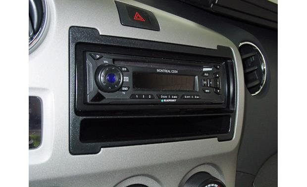 Metra 99-8224 In-dash Receiver Kit Kit installed with aftermarket radio (sold separately)