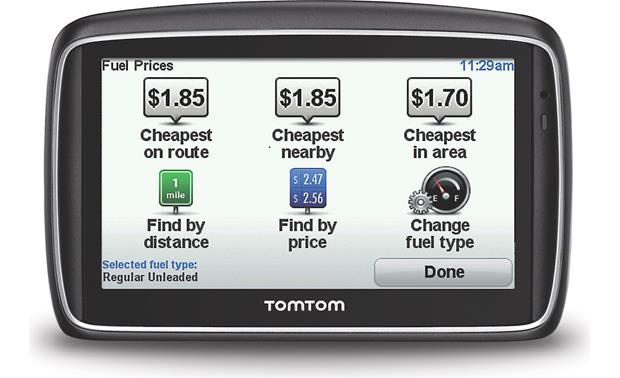 740 TM LIVE CAR Power Cord For GPS TomTom  GO 740 LIVE