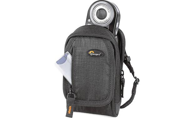 Lowepro Ridge™ 30 Shown with camera (not included)