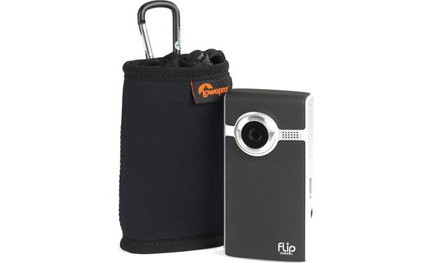 Lowepro Hipshot™ 20 Shown with camera (not included)