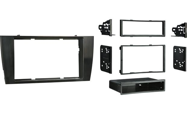 Metra 99-9501B Dash Kit Black