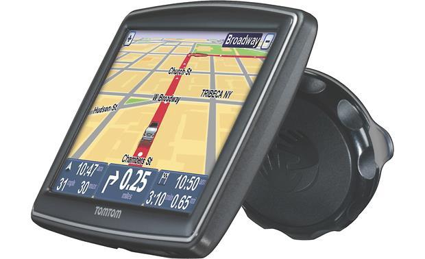 tomtom xxl 550 u2022 tm portable navigator with 5 screen plus lifetime rh crutchfield com tomtom xxl 550 owners manual TomTom XXL 550 Maps