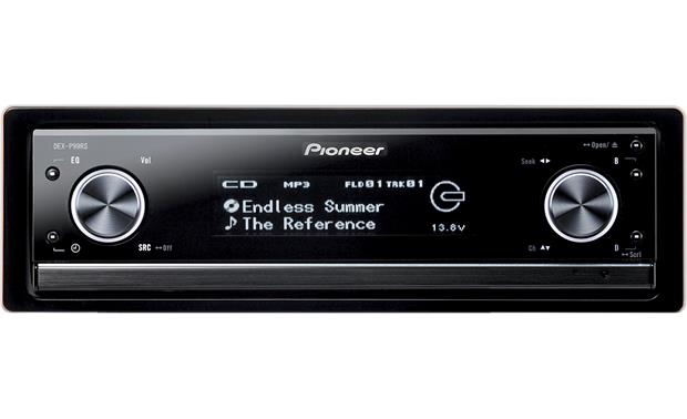 Pioneer Stage 4 DEX-P99RS Front