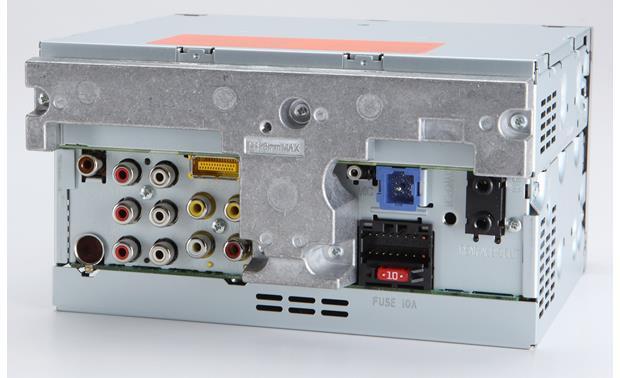 Pioneer Avh P3200bt Dvd Receiver At, Pioneer Avh P3200bt Wiring Harness Diagram