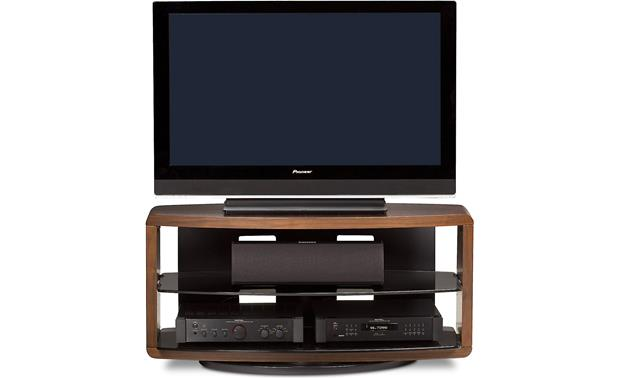 BDI Valera 9724 Chocolate Stained Walnut (TV and components not included)