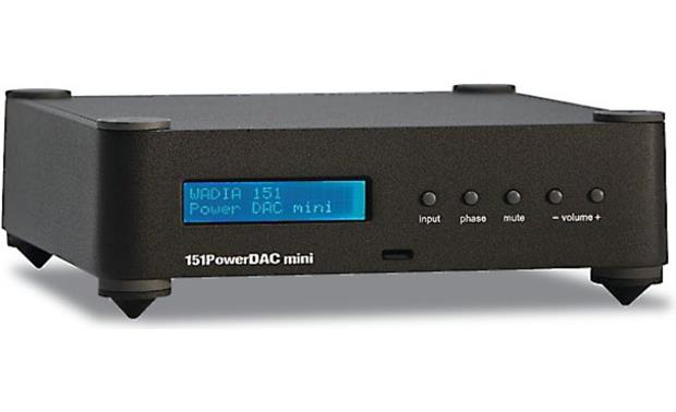 Wadia 151 PowerDAC mini Front