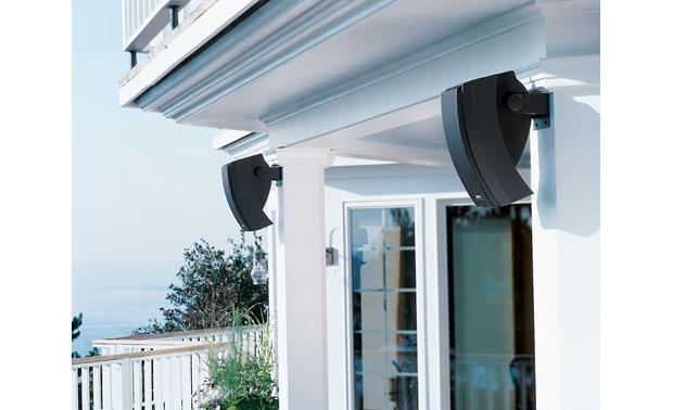 Bose® 251® environmental speakers Installed on deck