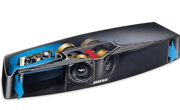 Bose® VCS-8® center channel speaker