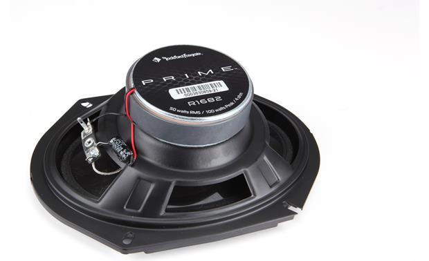 "Rockford Fosgate Prime R1682 6""x8"" 2-way car speakers at ..."