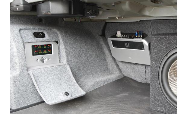 JBL MS-8 MS-8 installed