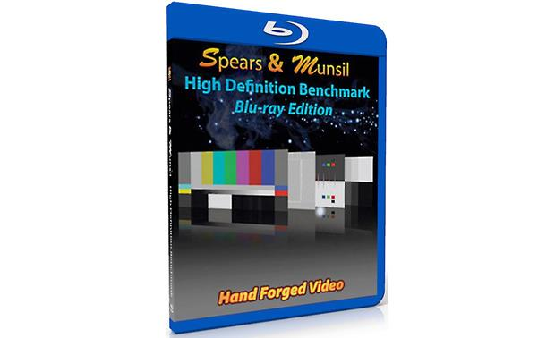 Spears & Munsil High Definition Benchmark Front