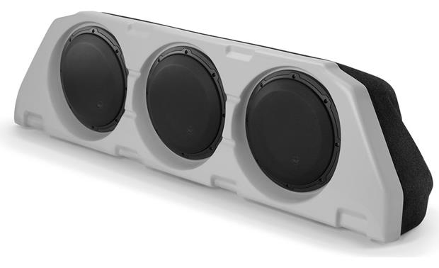 JL Audio Stealthbox® Ready-to-paint and primered finish