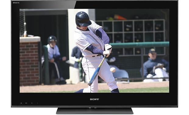 """sony kdl 52nx800 52 bravia internet ready 1080p led lcd hdtv with rh crutchfield com 52 in Sony TV Sony 52"""" BRAVIA LCD Manual"""