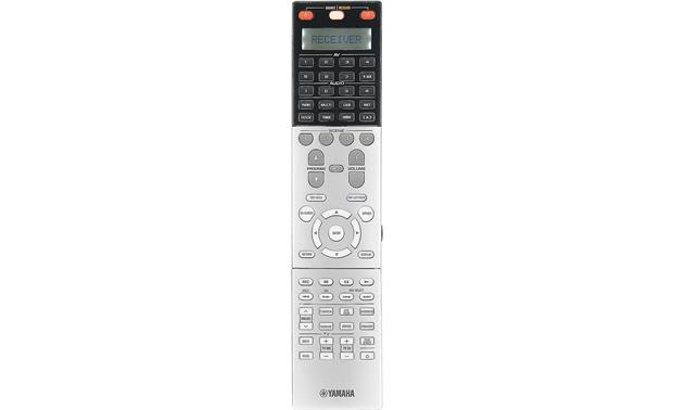 Yamaha RX-A3000 Zone 1 remote