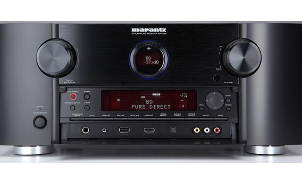 Marantz SR7005 Front panel open