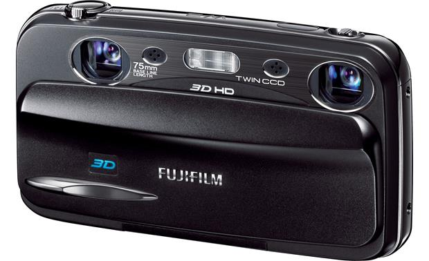 Fujifilm FinePix REAL 3D W3 Front